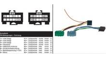 AIV ISO-adapter  Volvo S80 S V40 00  S70 00 -987370059