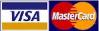 Visa master kort logo