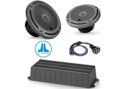 JL Audio marinepakke 1 a