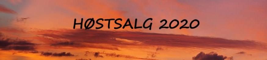 Høst banner 2020